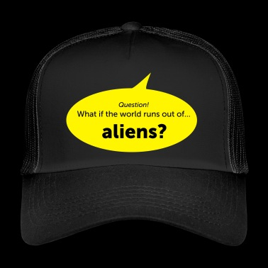 Aliens - Trucker Cap