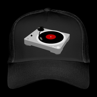 Plattenspieler / Turntable - Trucker Cap