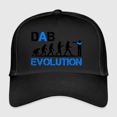 DAB EVOLUTION / Homo Dabens - Trucker Cap