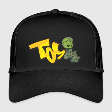 toy graffiti - Trucker Cap