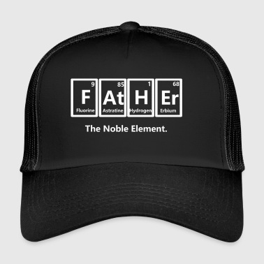 the noble element F At H Er Geschenkidee - Trucker Cap
