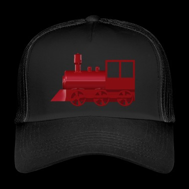 locomotive - Trucker Cap