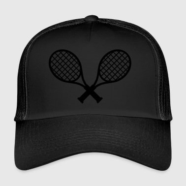 Tennis / tennis rackets - Trucker Cap