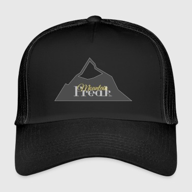 berg-Freak - Trucker Cap