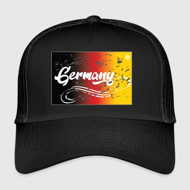 Germany Germany Flag ESC - Trucker Cap