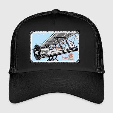 double decker - Trucker Cap