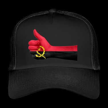 angola collection - Trucker Cap