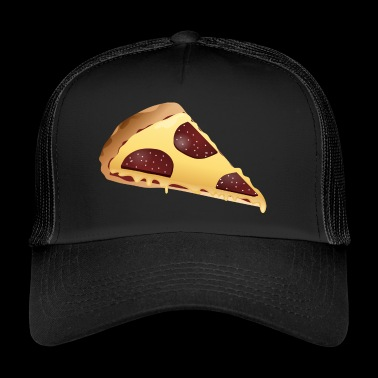 pizza pizzeria food essen restaurant31 - Trucker Cap