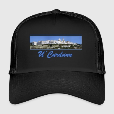 Locorotondo in dialect u'curdunn - Trucker Cap