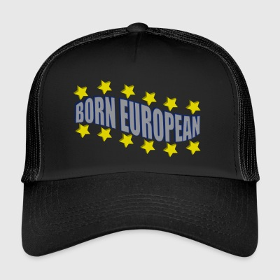 Nato europeo - Trucker Cap