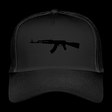 AK47 assault rifle / Kalashnikov for Progamer - Trucker Cap
