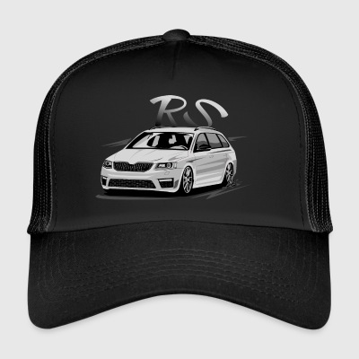 voiture tuning - Trucker Cap