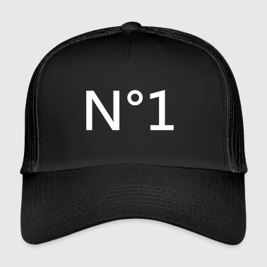 NUMBER1 - Trucker Cap