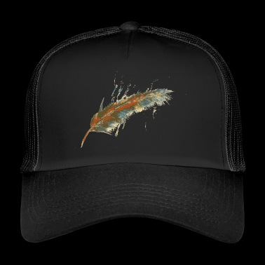 Painted pen - Trucker Cap