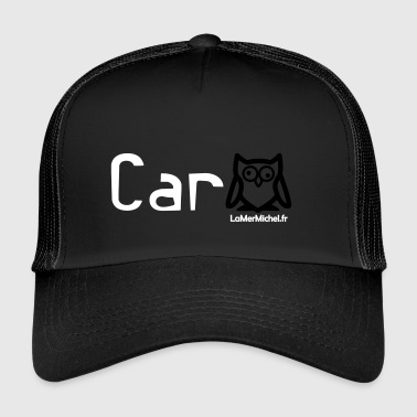 Car HIBOU - Trucker Cap