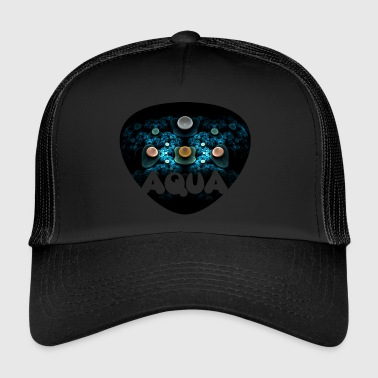 apophyse aquatique - Trucker Cap