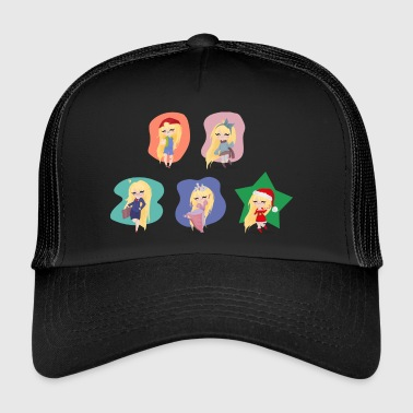 women - Trucker Cap