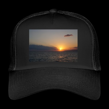 Sunrise over Crete - Trucker Cap
