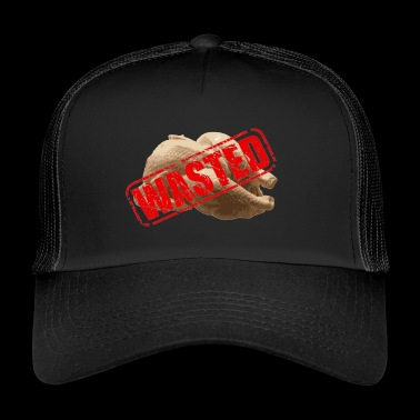 Chicken waste - Trucker Cap