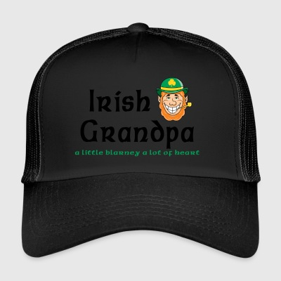 Irish Grandpa - Trucker Cap