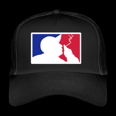 Major League Blazin ' - Trucker Cap