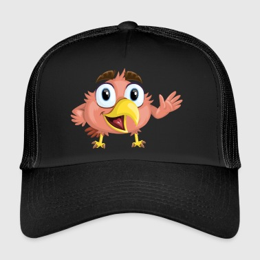 bird - Trucker Cap