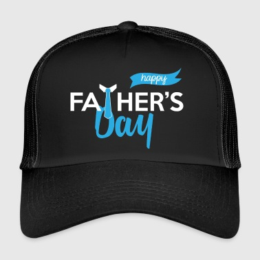 Father's Day: Happy Father's Day - Trucker Cap
