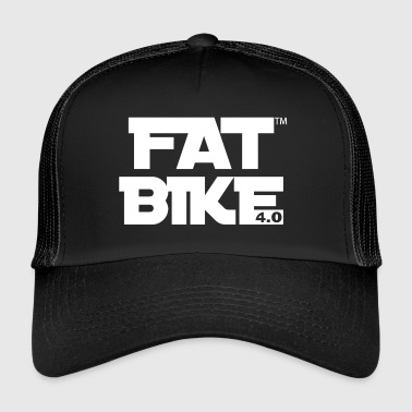 FATBIKE - MAY THE GRIP BE WITH YOU 3 - Trucker Cap