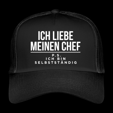 Chef-Design - Trucker Cap