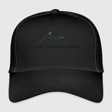 Cabinet of Learning and Performer Logo - Trucker Cap