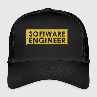 Software-Ingenieur - Trucker Cap