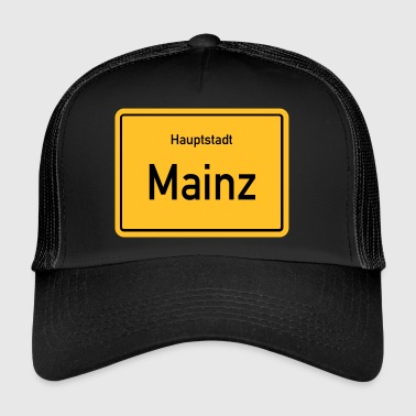 capital Mainz - Trucker Cap