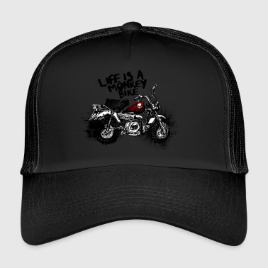 Monkey Bike - Gorra de camionero