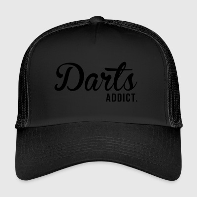 Dart Addict. - Trucker Cap
