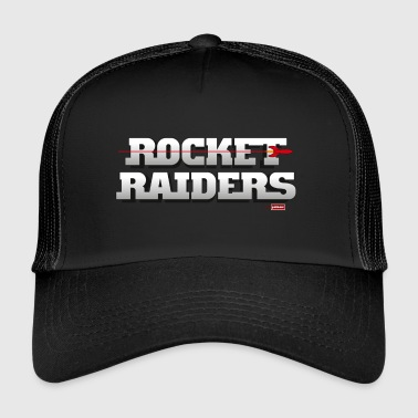patame Rocket Raiders Logo - Trucker Cap