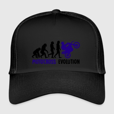 ++ ++ Motocross Evolution - Trucker Cap