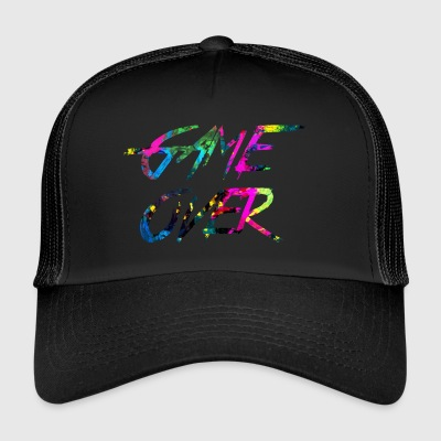 sateenkaaren Game over - Trucker Cap