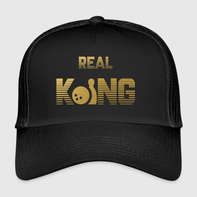 Real King - Bowling - Trucker Cap