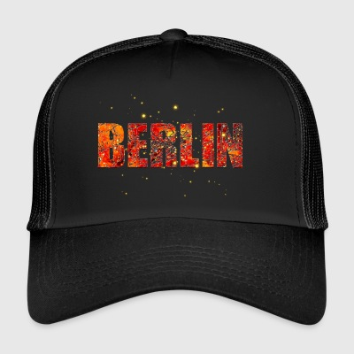 Berlin 004 - Trucker Cap