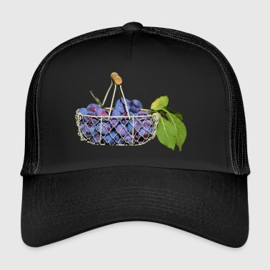 veggie Veggie prune prune fruits15 - Trucker Cap