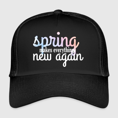 Spring Break / Spring Break: Spring Rende Everythin - Trucker Cap