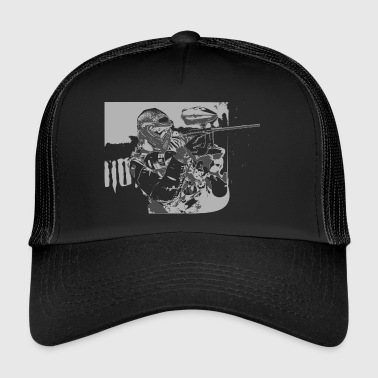 Paintball - Trucker Cap