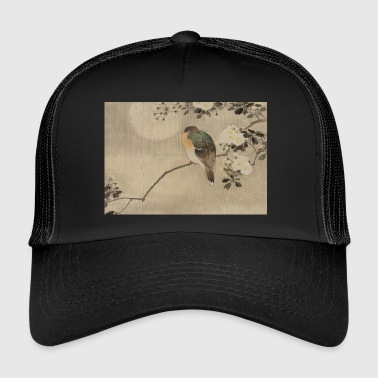 Asian bird - Trucker Cap