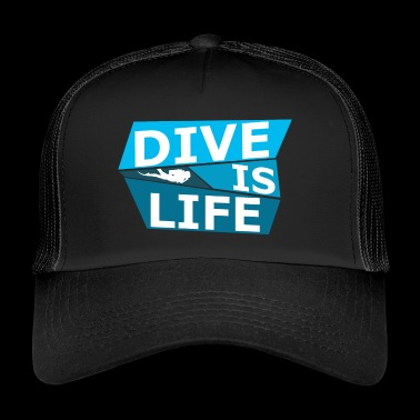 Dive to Life Diving - Trucker Cap