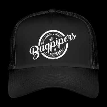 Bagpipers of Germany - Trucker Cap
