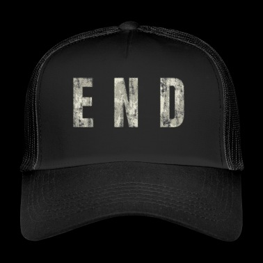 END - The End - Trucker Cap