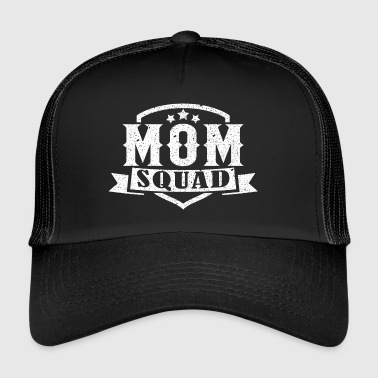 MOM SQUAD - Trucker Cap