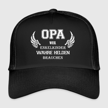 Opa Held - Trucker Cap