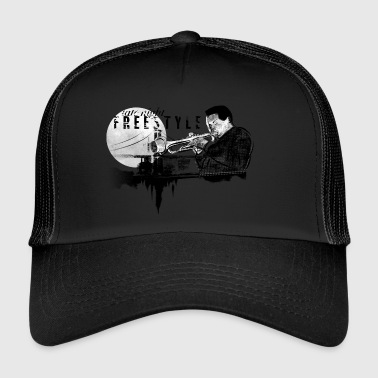 Freestyle Jazz - Trucker Cap