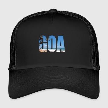 INDIA GOA - Trucker Cap